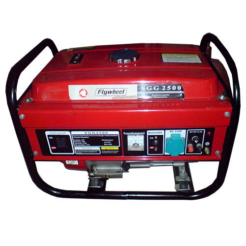 2500 watt áramfejlesztő generátor aggregátor bérlése kölcsönzése budapest