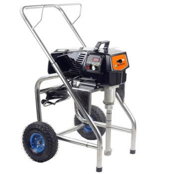 PAZ 6336 6l perc ipari festékszóró gép bérlése kölcsönzése