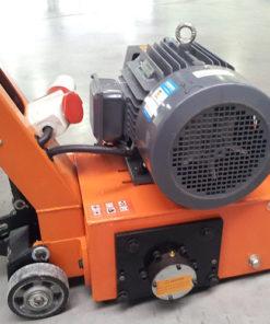 betonmarás gép bérlés kölcsönzés 300mm csillagmaró hengerrel