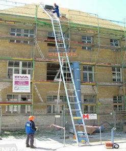 geda cserépfelvonó építési ferdepályás felvonó cseréplift lift bérlése kölcsönzése
