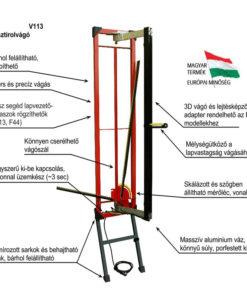 pilisztirol hungarocell eps vágó gép bérlése kölcsönzése