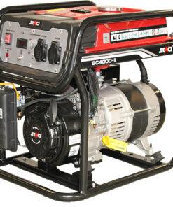220V 3.8 kw egyfázisú benzines áramfejlesztő aggregátor generátor bérlése kölcsönzése