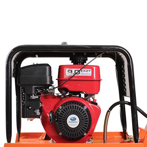 250 kg benzines kétutas kétirányú lapvibrátor talajtömörítő bérlése kölcsönzése
