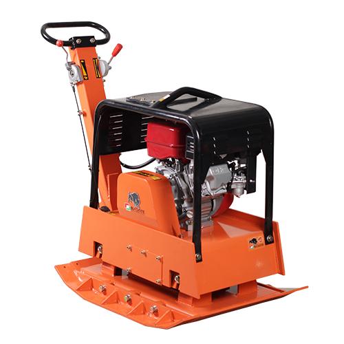 250kg benzines kétutas kétirányú lapvibrátor talajtömörítő bérlése kölcsönzése