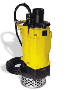 25m3h szennyvíz szivattyú bérlése kölcsönzése