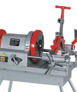 4 coll állványos gépi automata menetvágó menetmetsző gép kölcsönzése bérlése csőszereléshez