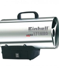 Einhell 17 kw PB gázos hőlégbefúvó hőlégfúvó gázos fűtő bérlése kölcsönzése