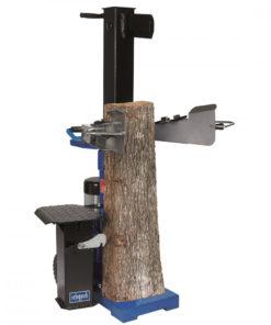 Scheppach HL 1500 rönkhasító hasogató gép bérlése kölcsönzése