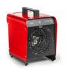 Trotec 3kw elektromos hőlégbefúvó hőlégfúvó melegítő hősugárzó bérlése kölcsönzése