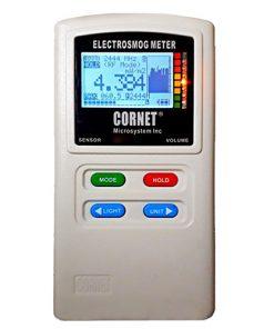 Cornet EDT88 Plus 5G elektroszmog elektromágneses mérő mérés készülék bérlése kölcsönzése
