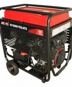 Senci sc 18000 TE 17 kW 380V benzines áramfejlesztő bérlése kölcsönzése