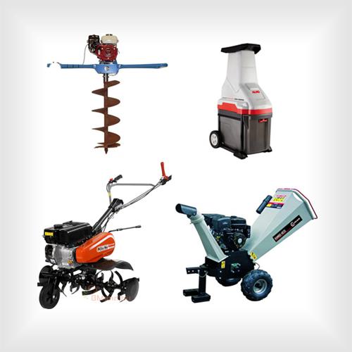 Kerti, mezőgazdasági gépek